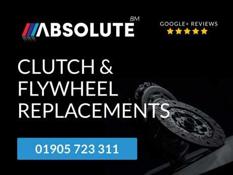 BMW Specialise Worcester - Clutch & Flywheel Artwork
