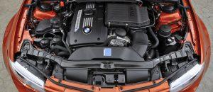 BMW engin bacy