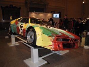 Art Car Blog Warhol Image