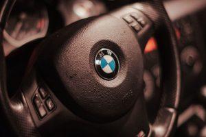 BMW E90 M Sport Steering Wheel